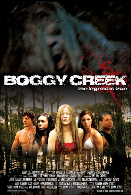 Bigfoot Gets A Boggy Upgrade | Drinkin' & Drive-in The Legend Is True Boggy Creek