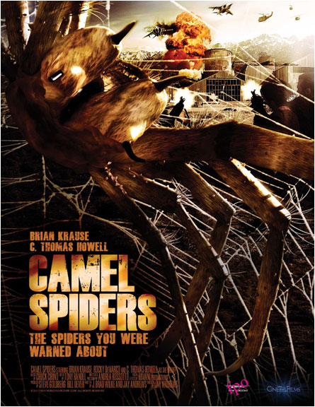 Camel Spiders | Drinkin' & Drive-in