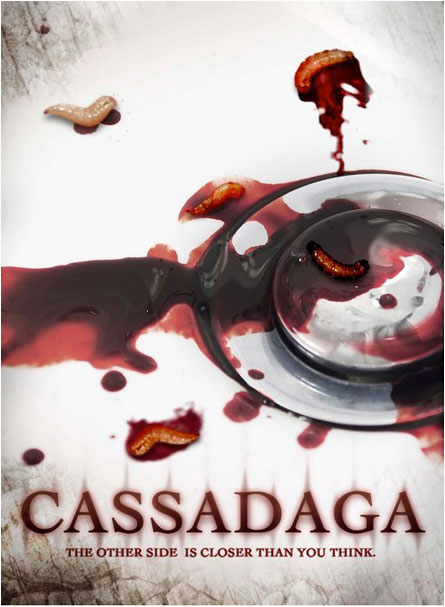 cassadaga girls Cassadaga - a deaf girl tries to contact her sister during a seance but connects with the ghost of a murdered woman.