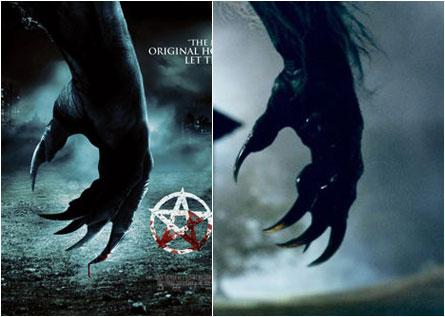 Werewolf claw marks - photo#24