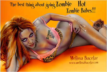 hot zombie chicks