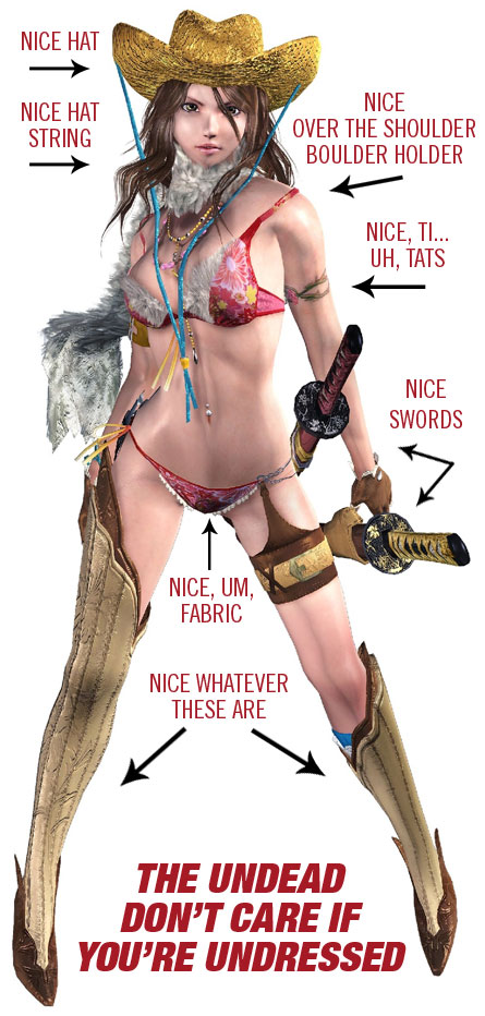 Onechanbara Bikini Samurai Squad. Aya, though, is on an unstoppable mission: ...