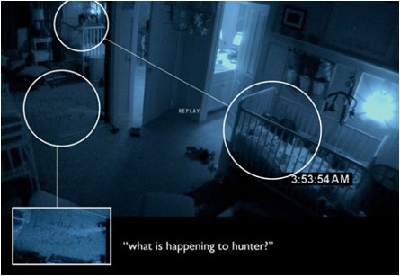 Wild world of film paranormal activity 3 the third for Paranormal activities in the world