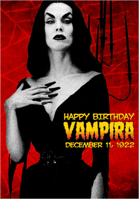 Vampira - Wallpaper Hot