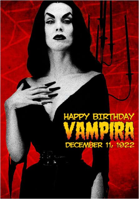 Vampira - Wallpaper Hot